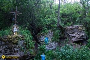 Ivan's Source, Skelky