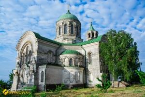 Holy Protection Church, Kachkarivka