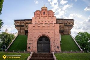 Музей Золотые ворота, Киев