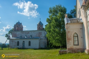 Church of Archangel Michael (1861), Grunovka