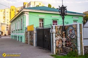 Театр кукол, Черкассы