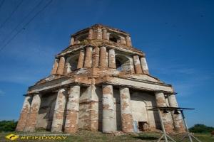 Church of Blessed Virgin Nativity (1806), Yunakivka