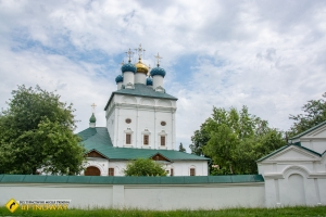 Transfiguration Cathedral (1617), Putivl