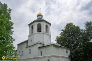 Спасо-Преображенский собор (1617г), Путивль
