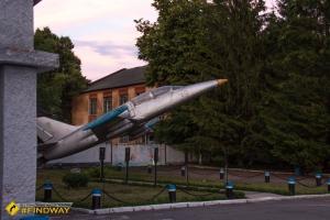 Aviation Museum, Konotop
