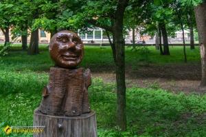 Shevchenko Park, Romny