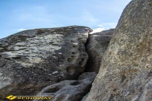 Чортів Камінь, Підкамінь