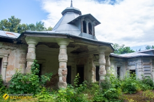 Лифінська садиба Хрущова, Лифине
