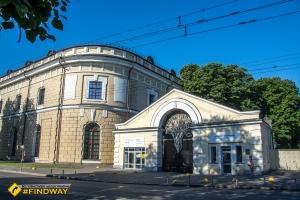 Художественный арсенал, Киев