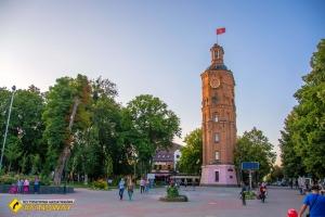Музей памяти воинов, Винницкая башня