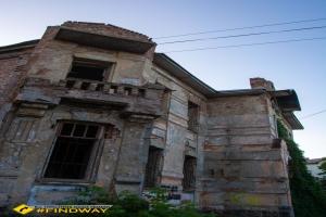 Abandoned Post Office, Vinnytsia