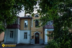 Покинутий поштамт, Вінниця