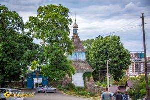 Деревянная церковь Святого Николая, Винница