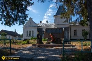 Земская старая школа Арндта, Березовка