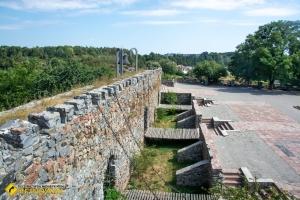 Залишки фортеці Звягель, Новоград-Волинський