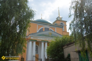 St. Nicholas Church (1834), Korets