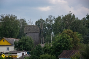 Old windmill (1895), Krasnosillya