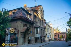 Darwin Street, Kharkiv