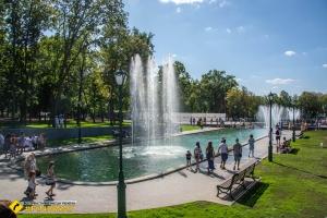 Парк Шевченко, Харків
