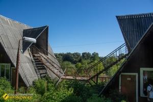 Abandoned base Echo, Grafske