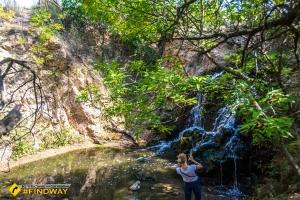 Водопад, Дерезовка