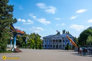 Музей техники под открытым небом Мотор сич, парк Климова, Запорожье