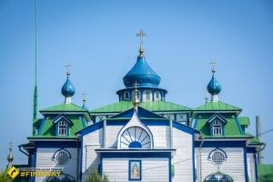 Свято-Покровская деревянная церковь, Берестовенька