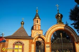 Annunciation of Blessed Virgin Mary Church, Krasnohrad