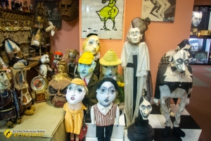 Afanasyev Puppet Theater and Museum, Kharkiv