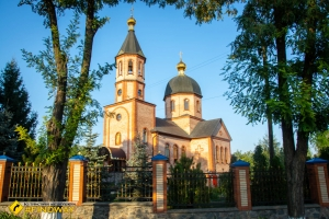 Annunciation of Blessed Virgin Mary Church, Krasnohrad