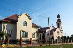 Church of the Blessed Virgin Mary, Kryvyi Rih