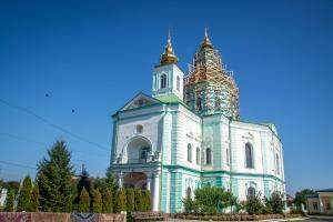 Покровский кафедральный собор, Ахтырка