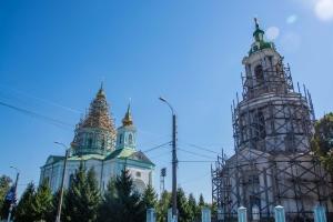 Pokrovsky Cathedral, Okhtyrka