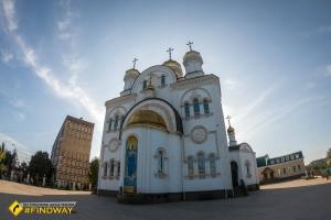 Intercession of Blessed Virgin Church, Kryvyi Rih