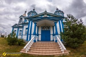 Three-Holy Church, Pryluky