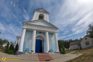 Церква святої Варвари (1820р), Капитолівка