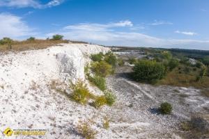 Cretaceous cliffs, Milova