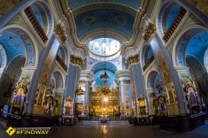 Храм Преображения Господня, Львов
