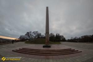 Болдина гора, Чернигов