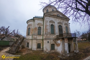 Church of St.John Evangelist, Nizhyn