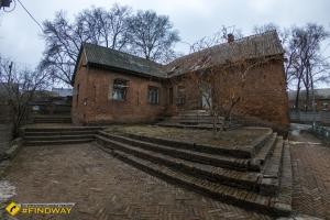 Walman Castle, Zaporizhzhia