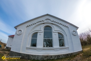 Church of Epiphany, Molodova