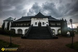 "Museum-Reserve ""A Tale of Igor's Regiment"", Novgorod-Siversky"