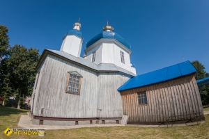 Воскресенська церква (1701р), Лебедин
