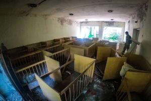 Kindergarten №10 Cheburashka, Pripyat