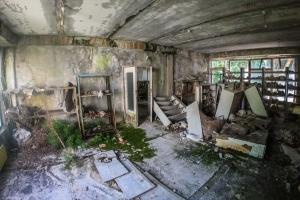 Лабораторія «Радек» у колишньому дитячому садку, Прип'ять