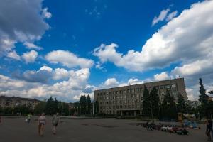 Соборний майдан, Слов'янськ
