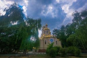 Храм Святого Духа, Славянск