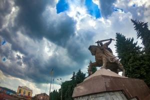 Independence Square, Dubno
