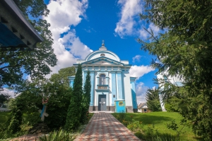 Church of the Nativity of Christ, Kleven